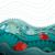 vektor · háttér · hal · természet · tenger · terv - stock fotó © RamonaKaulitzki