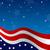 Vector Independence Day Background stock photo © RamonaKaulitzki