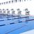 robot · zwemmen · concurrentie · verscheidene · robots · race - stockfoto © raptorcaptor