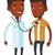 врач · пациент · мужчины · больницу · указывая - Сток-фото © rastudio