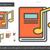 музыку · книга · линия · икона · вектора · изолированный - Сток-фото © rastudio