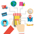 zakupy · online · wektora · projektu · ilustracja · ludzi · ręce - zdjęcia stock © rastudio