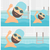 homem · natação · asiático · boné - foto stock © rastudio