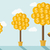 Three money trees stock photo © RAStudio