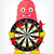 funny monster darts stock photo © rastudio