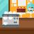 ベーカリー · インテリア · 販売者 · ショップ · ストア · 小売 - ストックフォト © rastudio