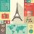infographics · communie · wereldkaart · eps · 10 · wereldbol - stockfoto © rastudio