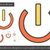 switch · simbolo · vettore · vetro · web · pulsante - foto d'archivio © rastudio