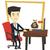 zakenman · geld · online · business · werken · kantoor - stockfoto © rastudio