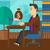 上司 · 作業 · 文字 · ベクトル · 男性 · 現代 - ストックフォト © rastudio