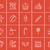donut · schets · icon · vector · geïsoleerd - stockfoto © rastudio