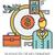 diseno · proceso · línea · arte · infografía · innovación - foto stock © rastudio