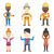vector set of professions characters stock photo © rastudio