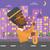 музыканта · играет · саксофон · человека · городской · улице - Сток-фото © rastudio