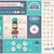 food flat design infographic template stock photo © rastudio