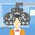 paciente · ojo · mujer · optometrista · médicos - foto stock © rastudio