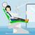 nő · szenvedés · fogászati · szék · fiatal · női - stock fotó © rastudio