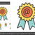 on-line · linha · ícone · vetor · isolado - foto stock © rastudio