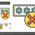 acceso · código · huellas · dactilares · eps · 10 - foto stock © rastudio