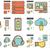 fitnessz · vektor · infografika · illusztráció · kéz · karkötő - stock fotó © rastudio