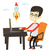 business start up vector illustration stock photo © rastudio