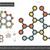 molekuláris · struktúra · illusztráció · terv · vektor · stílus - stock fotó © rastudio