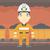 subterrâneo · túnel · mineração · carrinho · completo · carvão - foto stock © rastudio