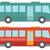 город · транспорт · автобус · улице - Сток-фото © rastudio