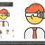 augmented reality glasses line icon stock photo © rastudio