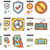 gadgets line icon set stock photo © rastudio