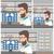 doctor analyzing mri scan stock photo © rastudio