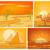 пустыне · пейзаж · пирамида · солнце · вектора · прибыль · на · акцию - Сток-фото © rastudio