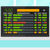 background of schedule board stock photo © rastudio