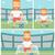 漫画 · サッカー · アクション · サッカー - ストックフォト © rastudio