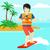 professional wakeboard sportsman stock photo © rastudio
