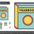 student · boek · lijn · icon · vector · geïsoleerd - stockfoto © rastudio