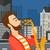 musician playing saxophone stock photo © rastudio
