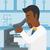 folyadék · főzőpohár · vektor · rajz · laboratórium · orvosi - stock fotó © rastudio
