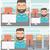 pessoas · trabalhar · escritório · projeto · mulher · de · negócios · homem - foto stock © rastudio