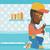 человека · раковина · азиатских · водопроводчика · сидят - Сток-фото © rastudio