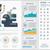 ecology flat design infographic template stock photo © rastudio