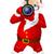 サンタクロース · 孤立した · グレー · 勾配 · カメラマン - ストックフォト © RAStudio
