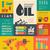 olie-industrie · sjabloon · communie - stockfoto © rastudio
