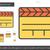line · icona · vettore · isolato · bianco · infografica - foto d'archivio © rastudio