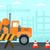 znak · drogowy · budowy · transportu · polityka · ulicy · ruchu - zdjęcia stock © rastudio
