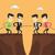 kettő · csoportok · üzletemberek · húz · kötél · szirt - stock fotó © rastudio