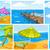 zomer · salon · palmboom · tropisch · eiland · illustratie · vector - stockfoto © rastudio