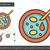 petri dish line icon stock photo © rastudio