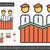 business profit line icon stock photo © rastudio