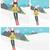 mulher · jovem · esqui · neve · montanha · vetor · projeto - foto stock © rastudio